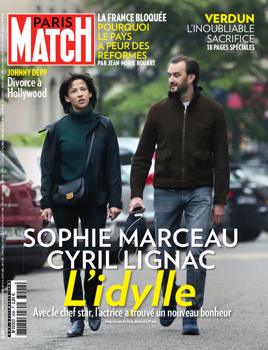 Paris Match 02 Juin 2016