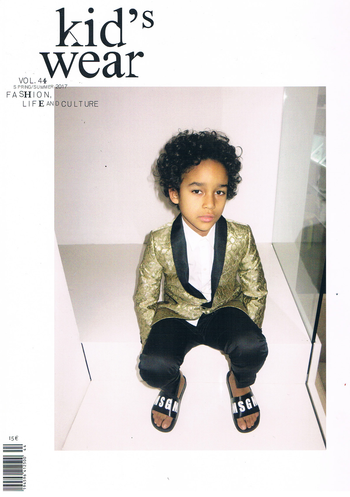 Kids Wear Magazine SS17