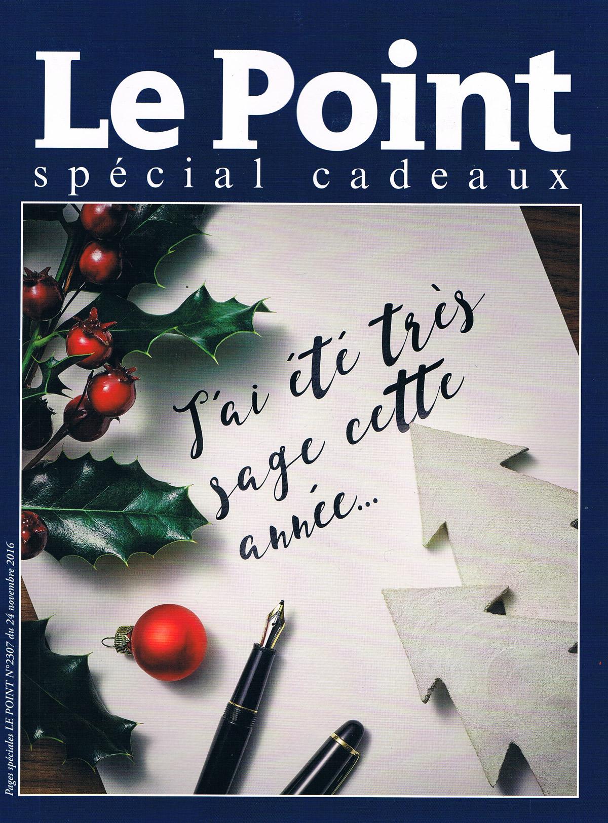 Le Point 24 Novembre 2016