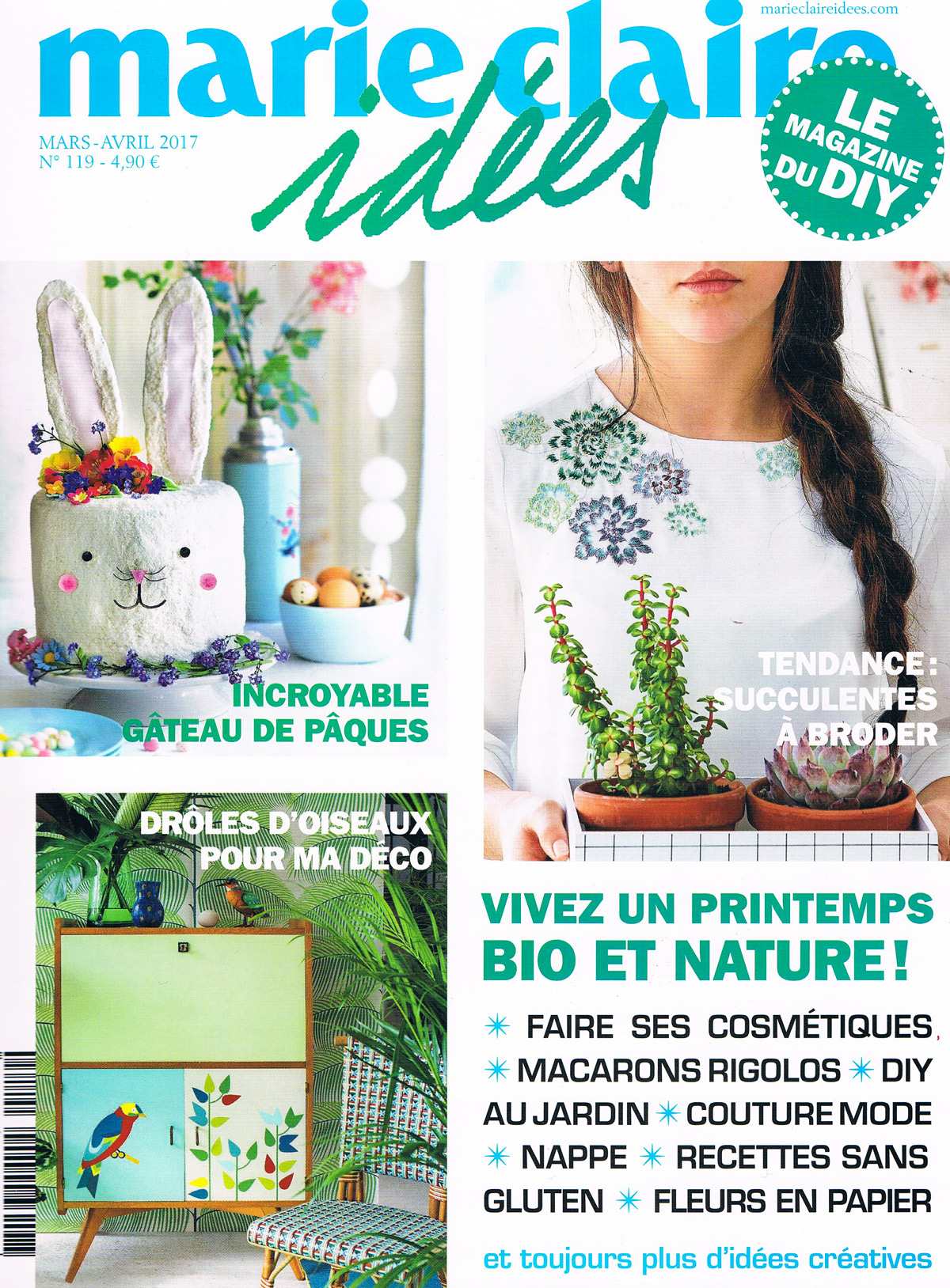 Marie Claire Idées 2017