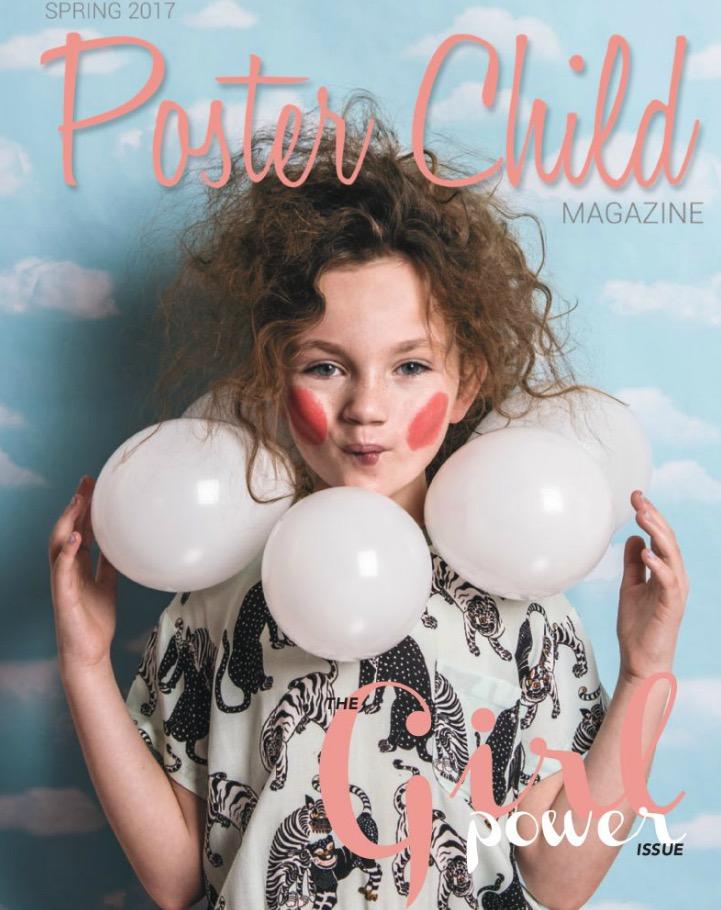 Poster Child Magazine Spring 2017