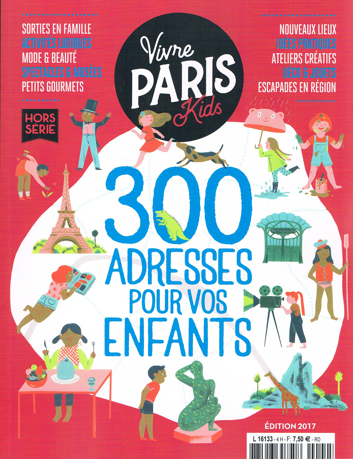 Vivre Paris Mai 2017