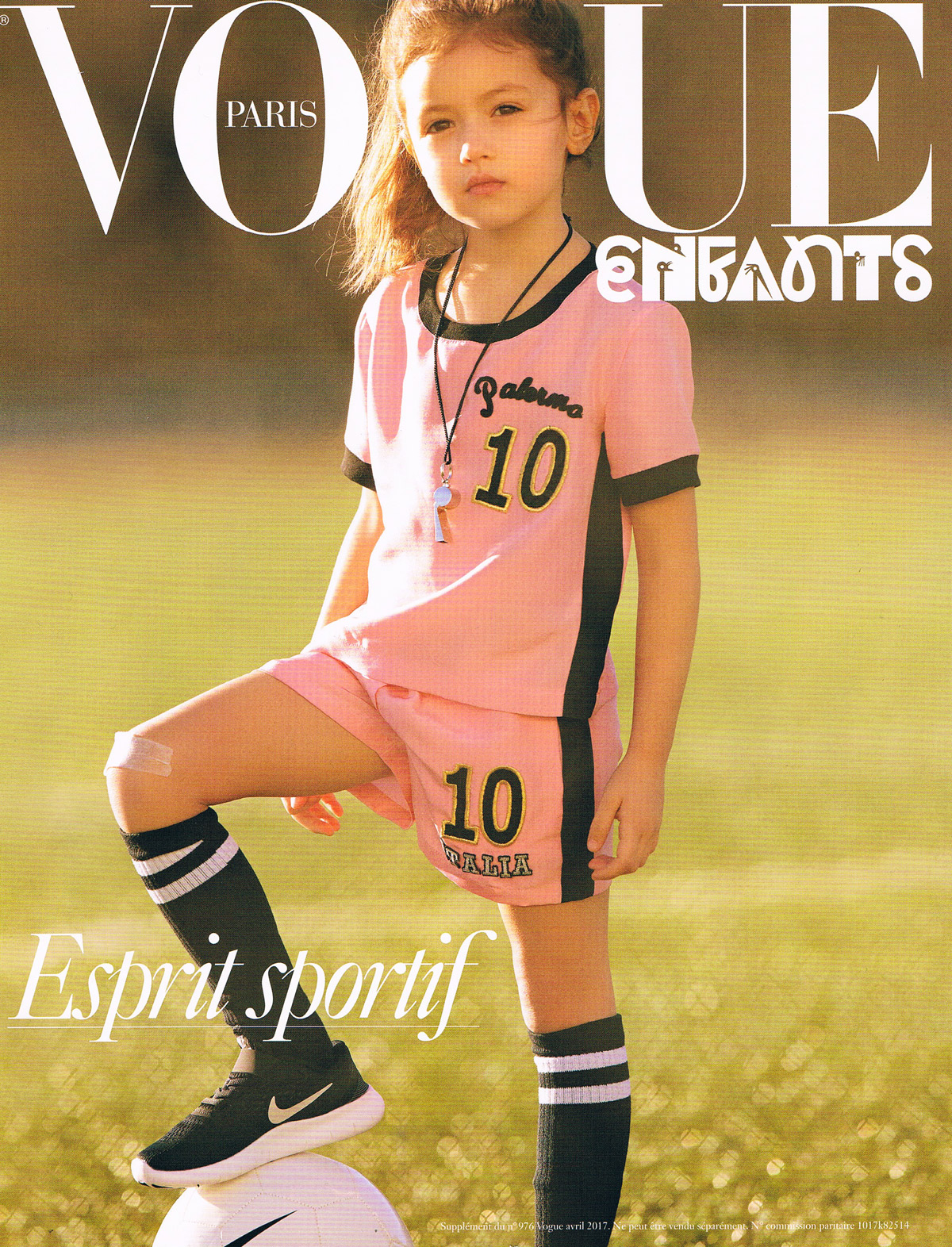 Vogue Enfants Mars 2017