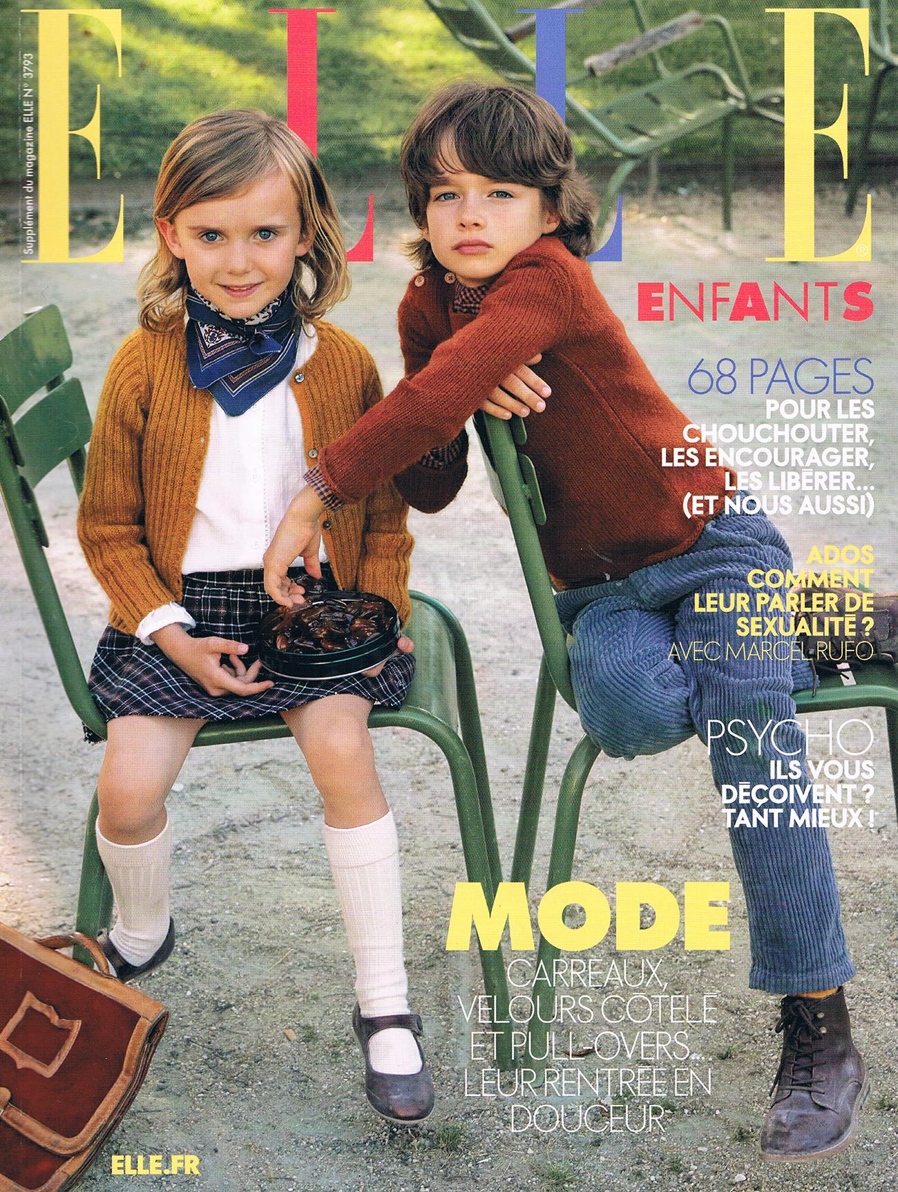 ELLE ENFANTS SEPT 18