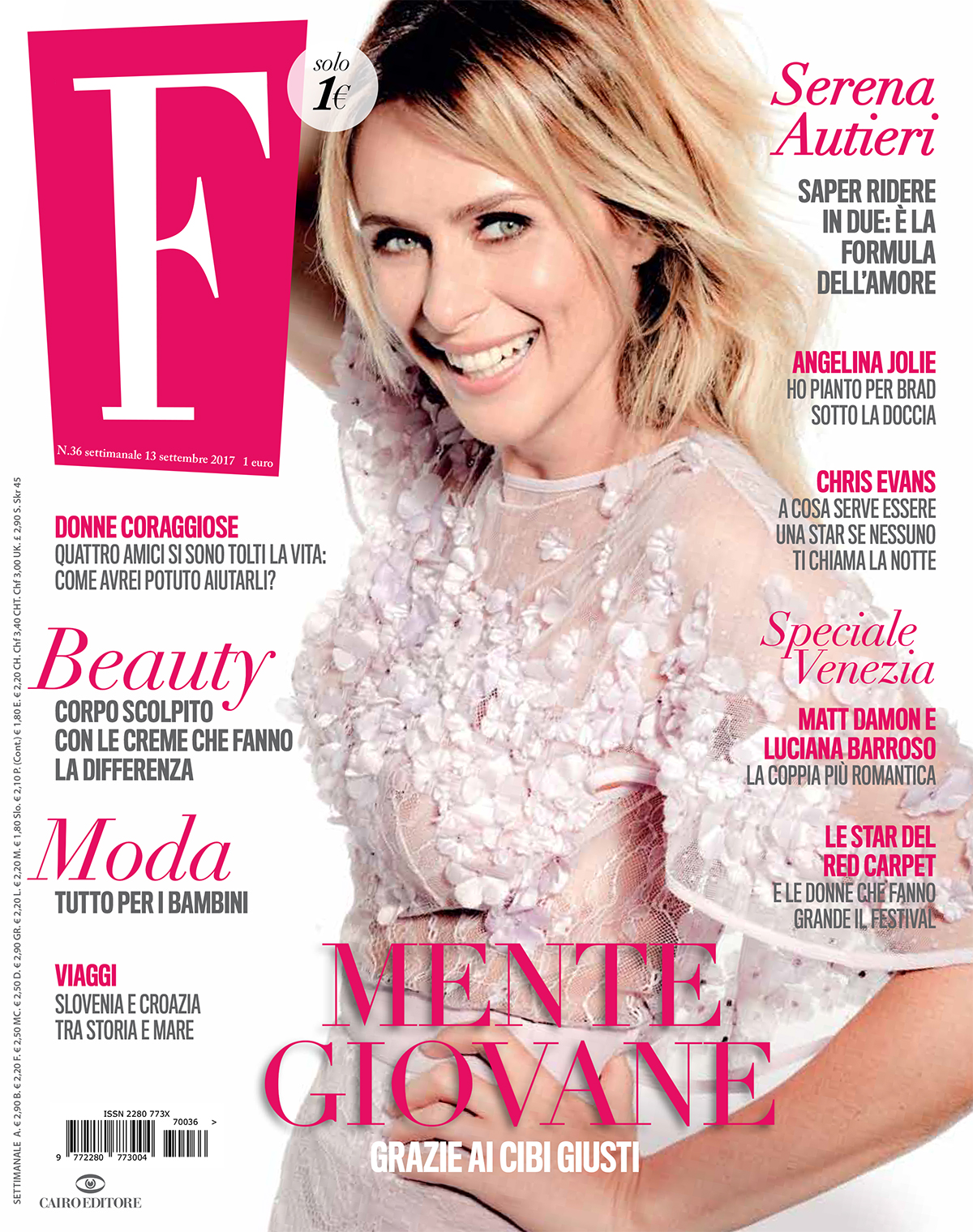 F Magazine SEPT 17