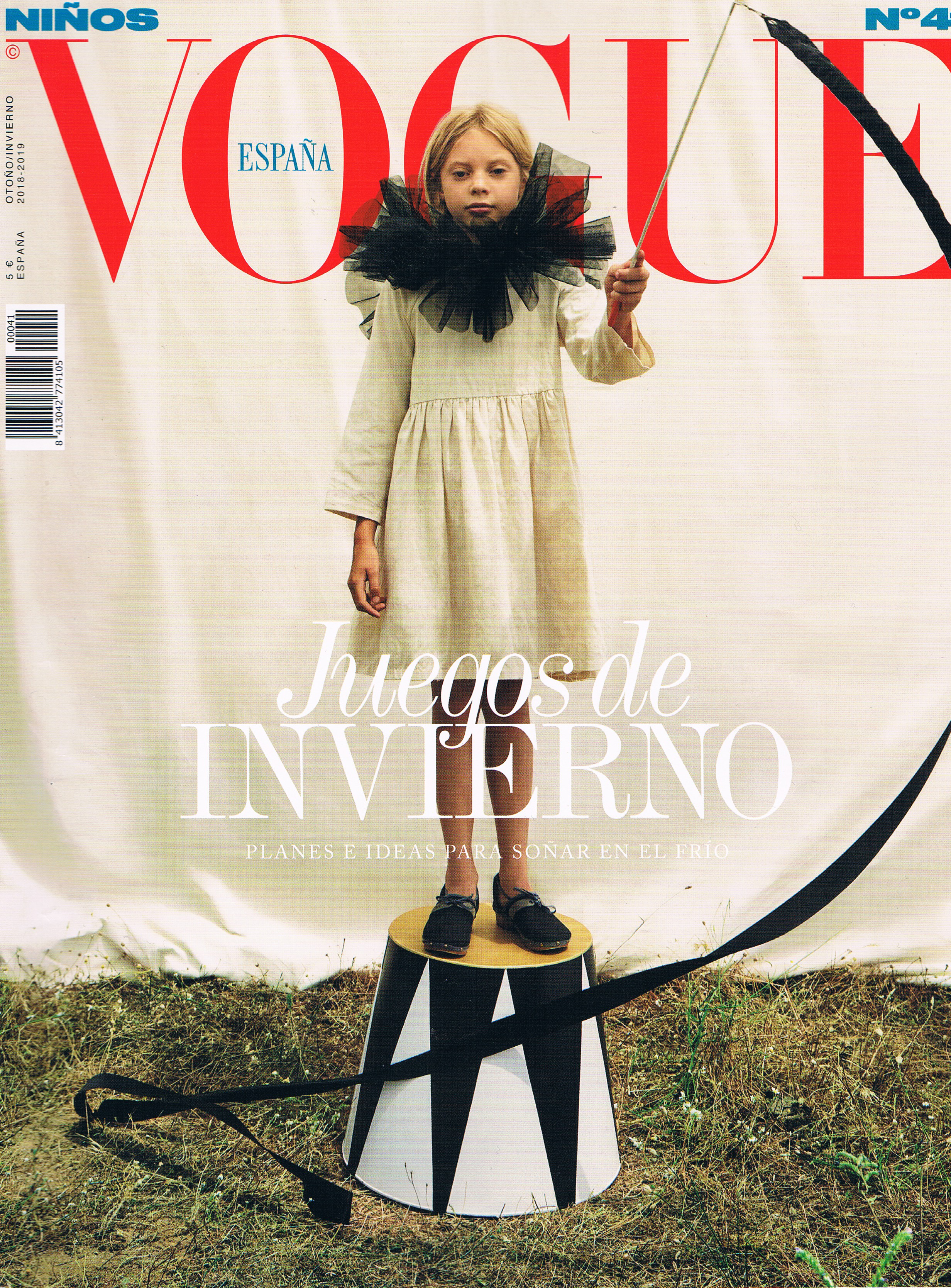 VOGUE NINOS WINTER 18