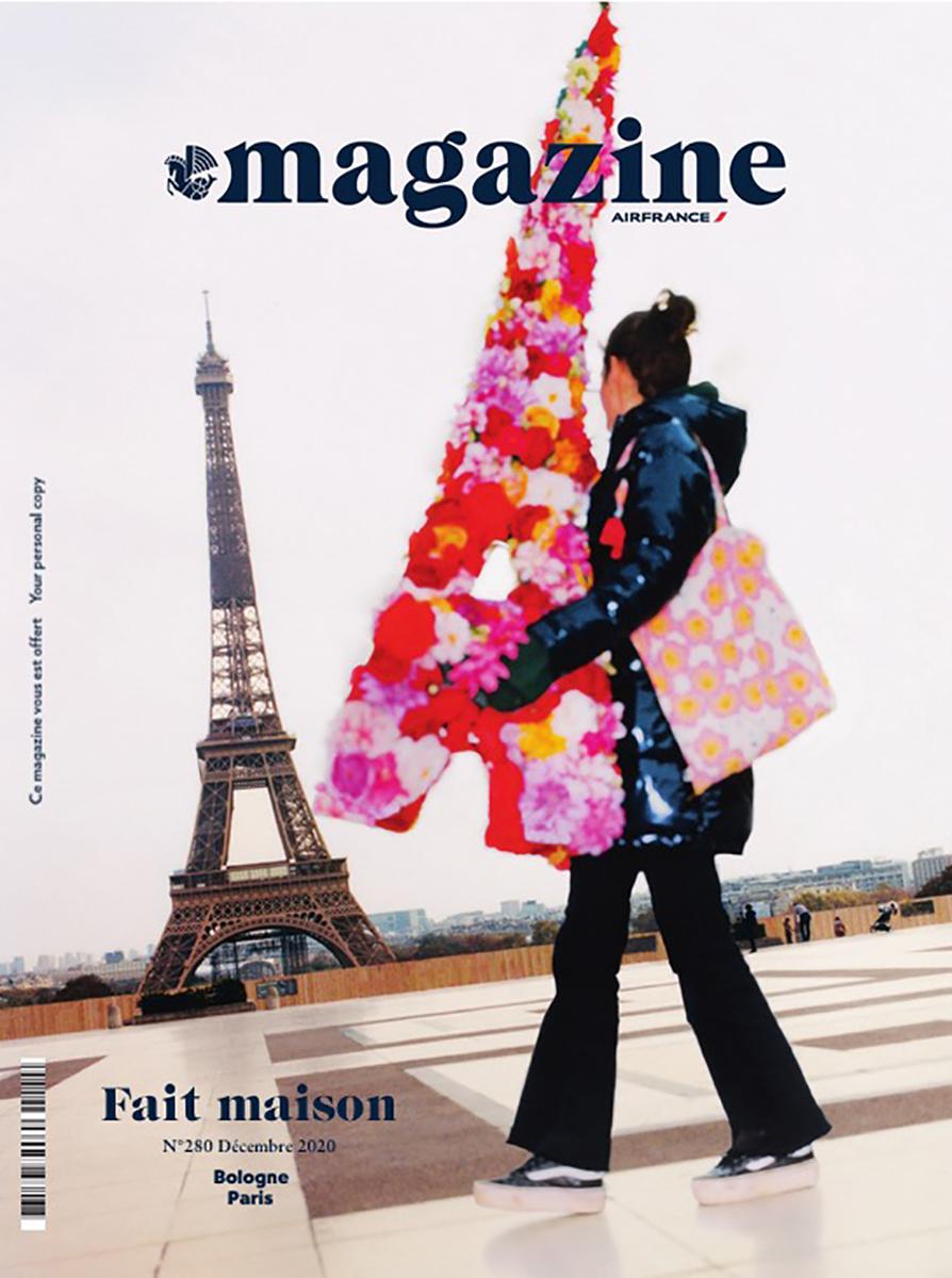 AIR FRANCE MAGAZINE DECEMBRE 20