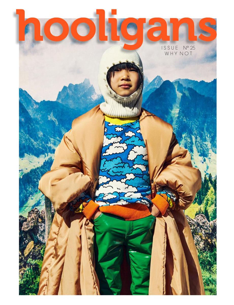 HOOLIGANS ISSUE N°25