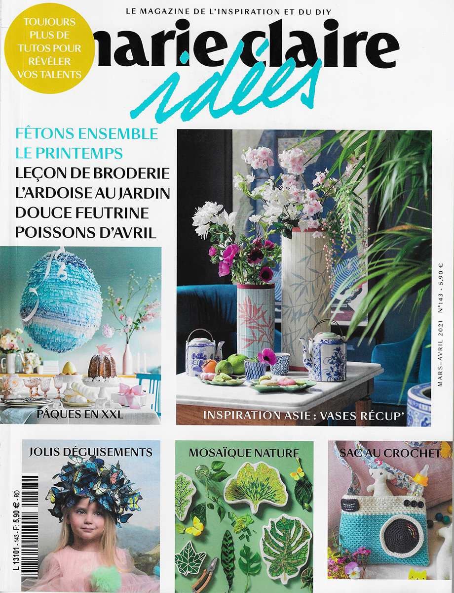 MARIE CLAIRE IDEES MARS AVRIL 21